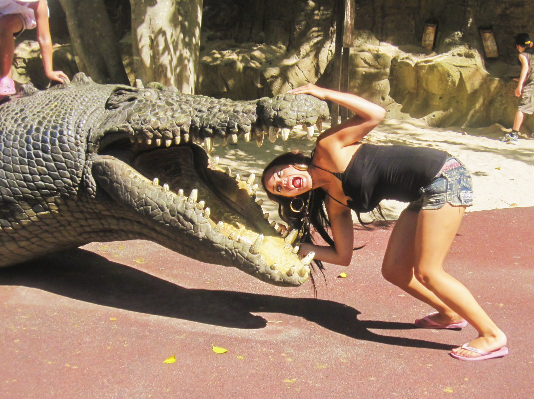 Crikey! Australia Zoo