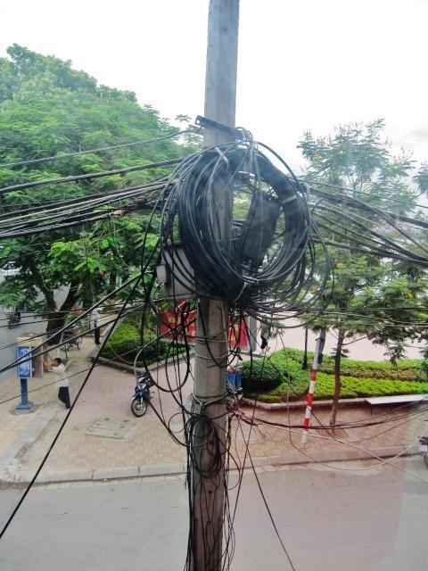 sähkötyöt vietnamilaiseen tyyliin