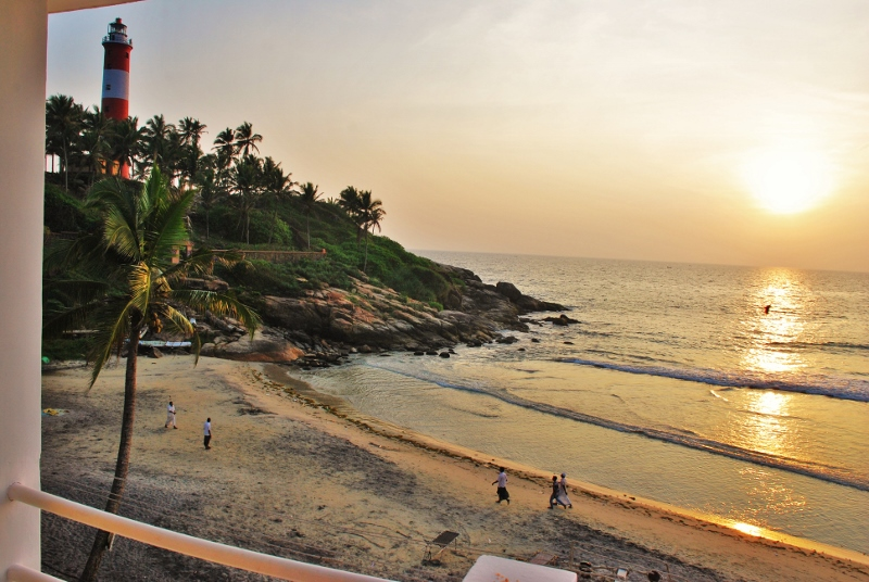 Päivät muuttuvat viikoiksi Keralassa