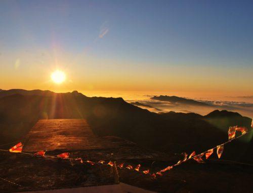 Adam's Peak – tie tähtiin