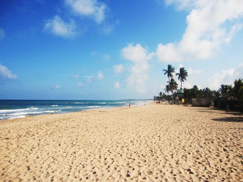 Trincomalee Sri Lankan itärannikolla