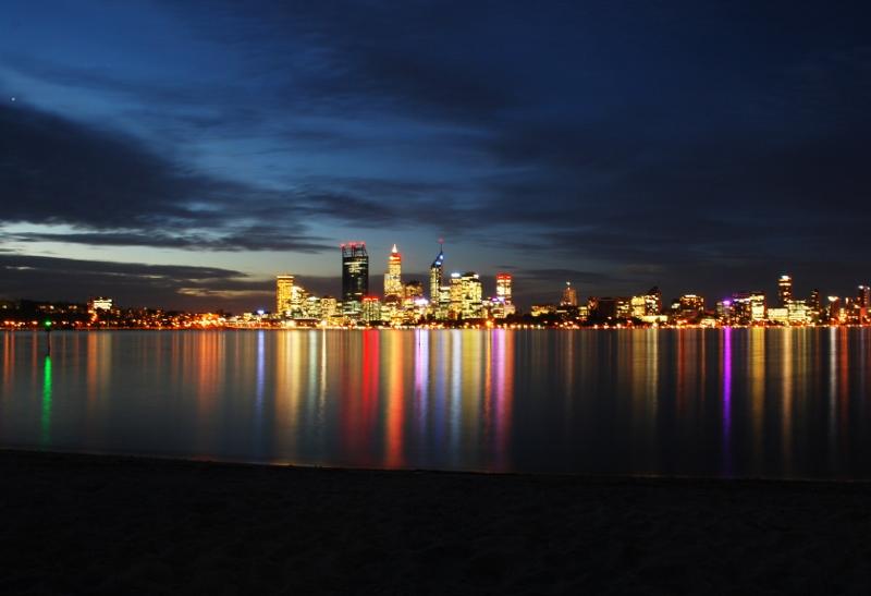 Perth – Kaupunkielämää, rantsuja ja viiniä!