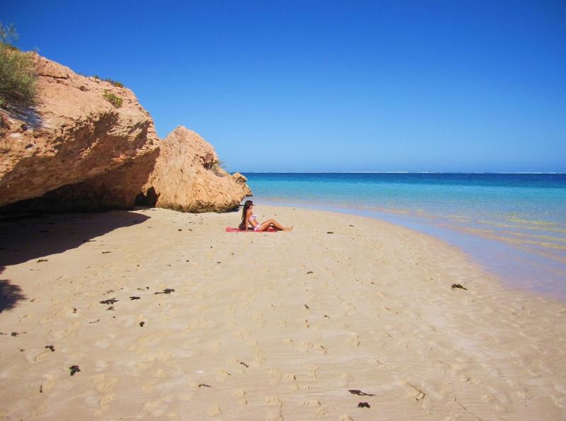 Coral Bayn rentoa rantaelämää