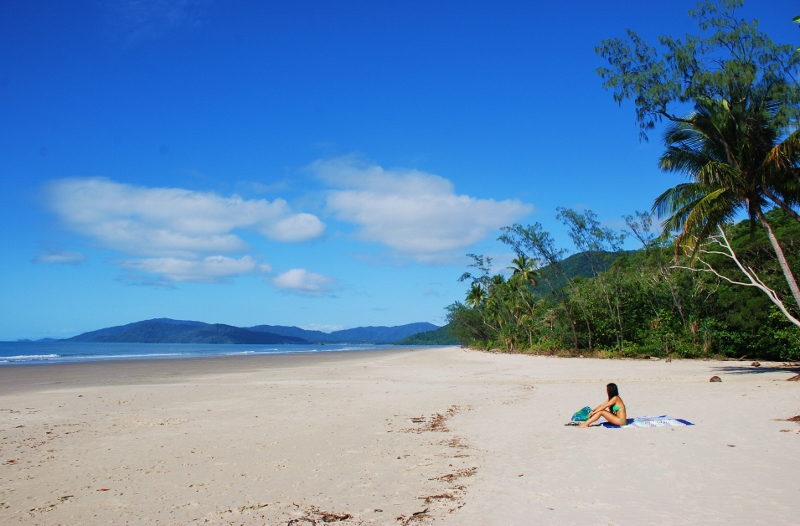Noah Beach, Cape Tribulation