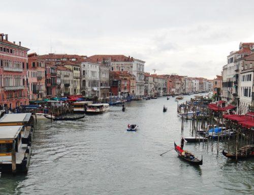 Rakkautta Venetsiassa, osa 1