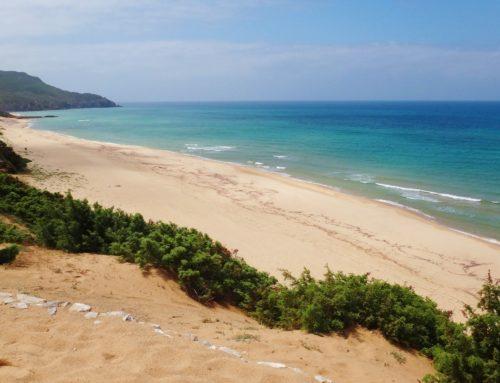 Road trip Sardiniassa, osa 3 – Costa Verde