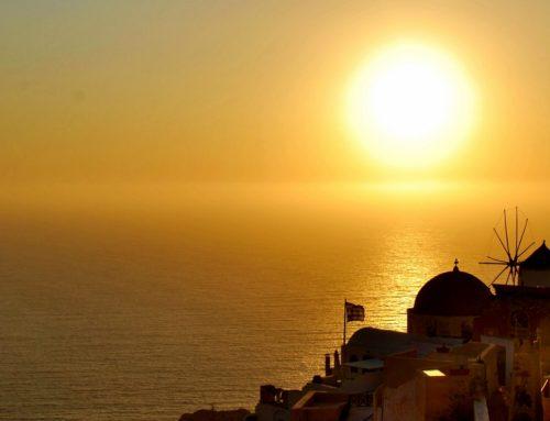 Saarihyppelyä Kreikassa – Unelmien Santorini