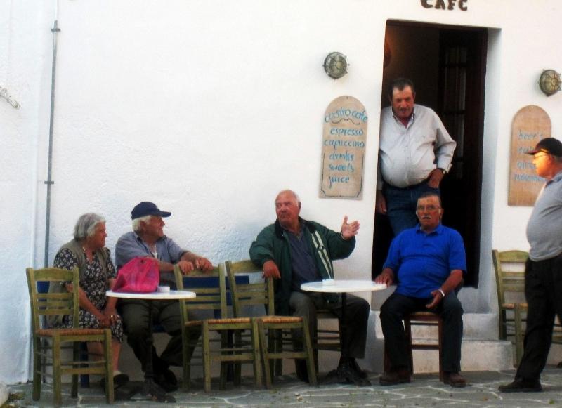 Kreikkalaisia pappoja