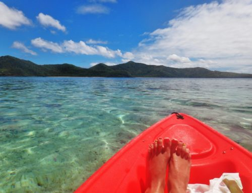 Varpaat hiekkaan Barefoot Islandilla, osa II