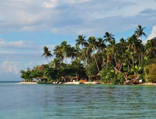 Aika hidastuu Nanuya Lailain saarella