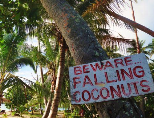 Aika hidastuu Nanuya Lailain saarella, osa II