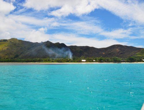 Fidzin Sininen laguuni