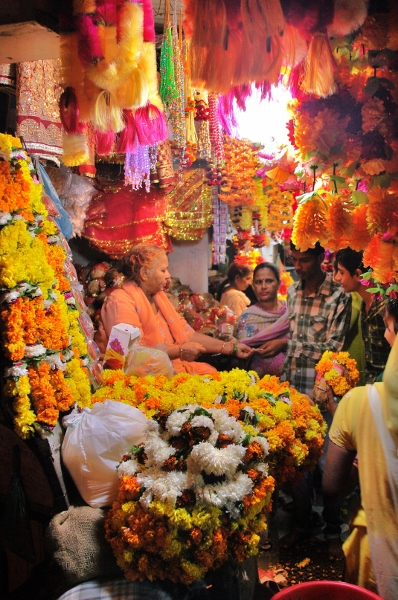 Diwali ja Intian ja Pakistanin rajaseremonia