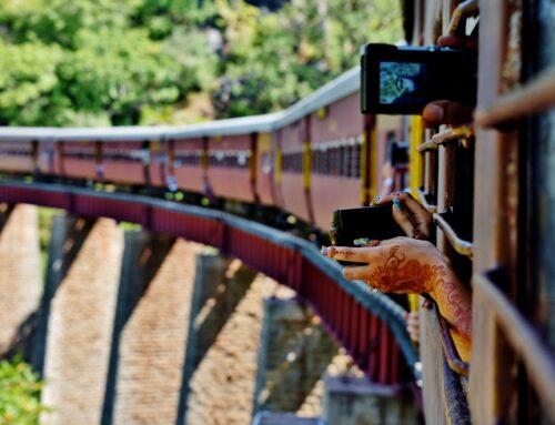 Junamatka läpi Rajasthanin maaseudun