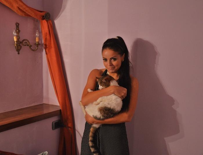 minä ja kissa