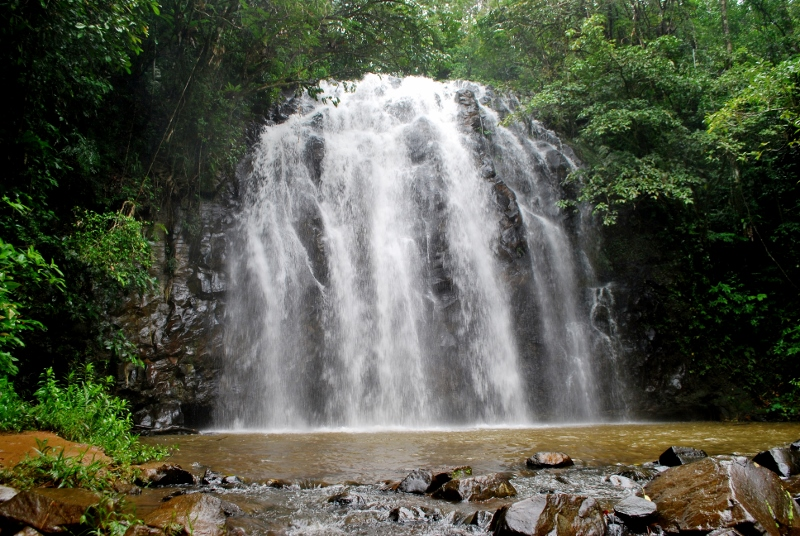 Ellinjaa Falls, Queensland, Australia