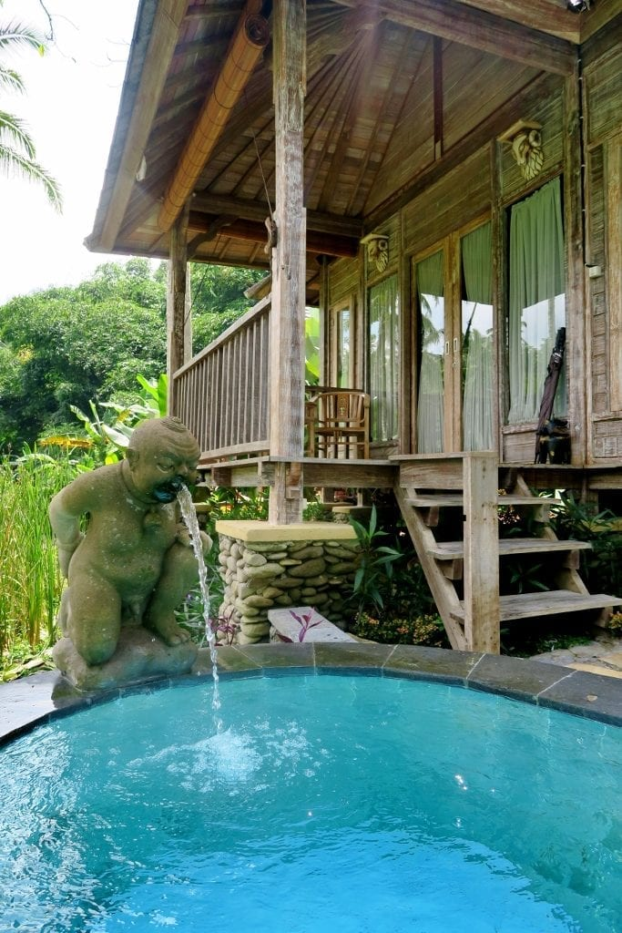 Pondok Sebatu villa, Ubud, Tegalalang