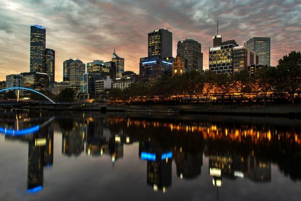 Yarra-joki, Melbourne