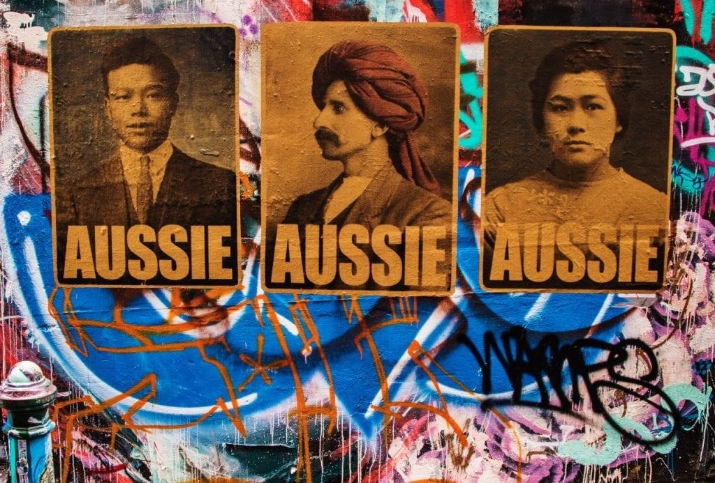 Monikulttuurinen Australia