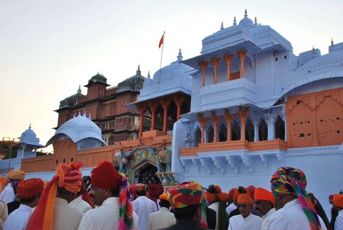 Dussehra -festivaali Intiassa