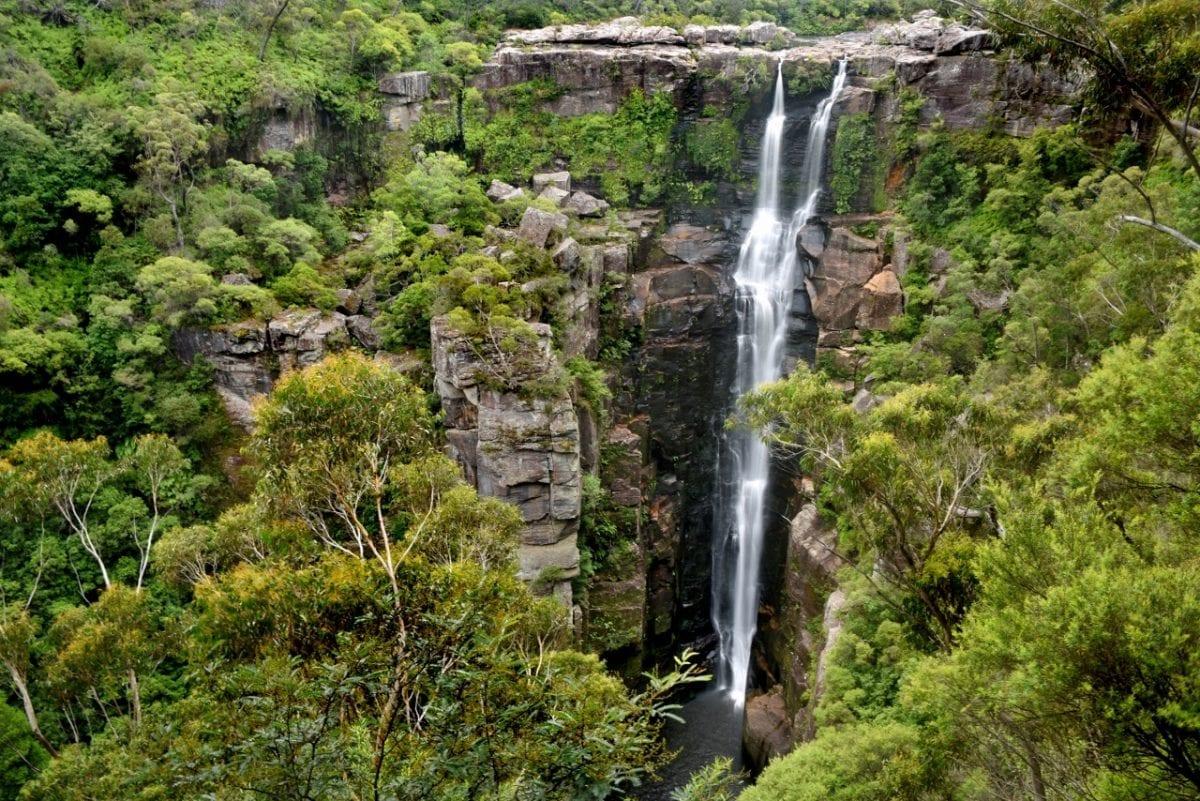 New South Walesin vesiputouksilla
