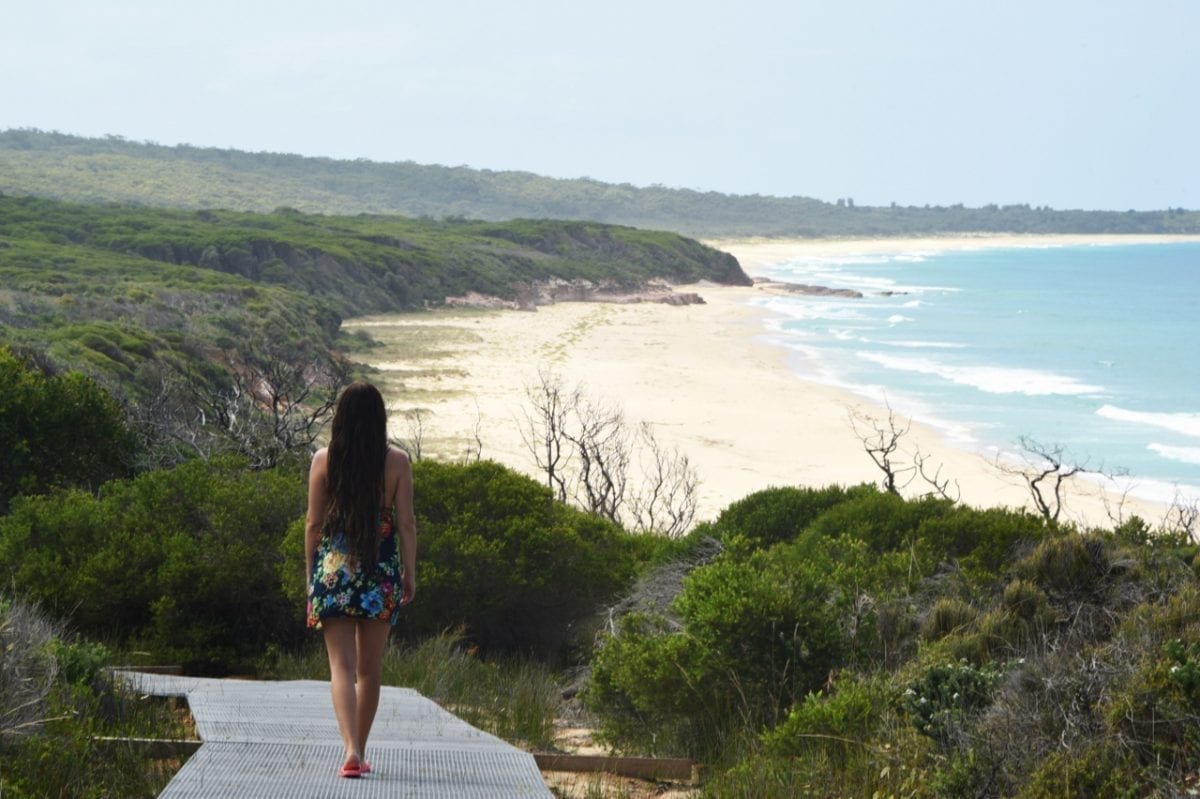 Australian road tripin matkavinkit