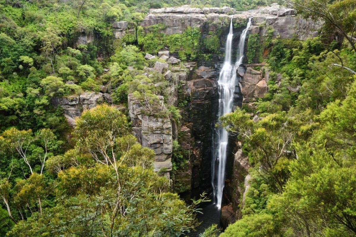 Carrington Falls, New South Wales