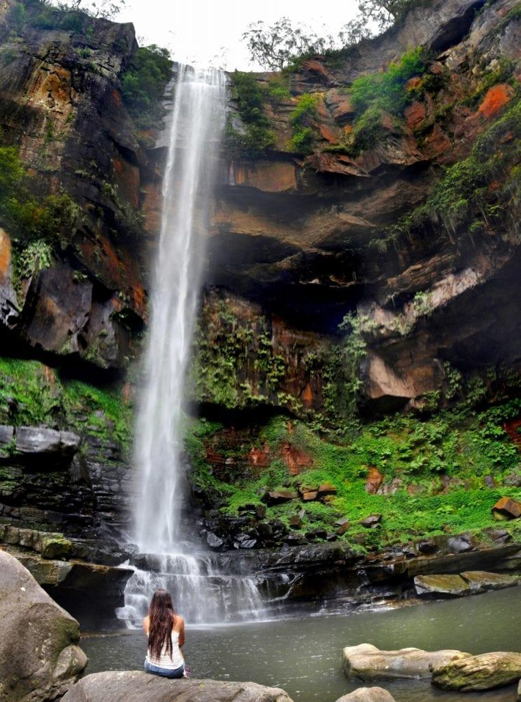 Belmore Falls, New South Wales
