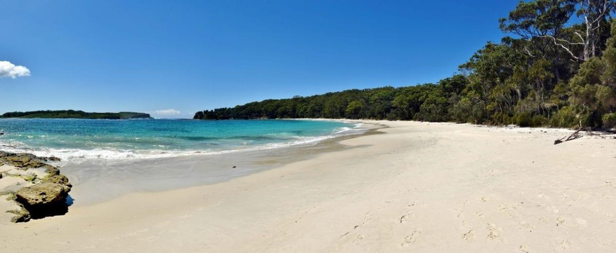 Murray's Beach, Jervis Bay