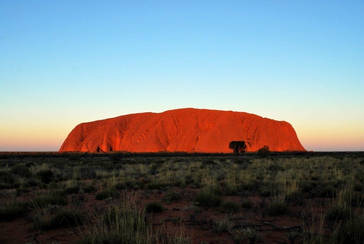 Australian eeppisimmät maisemat - Uluru