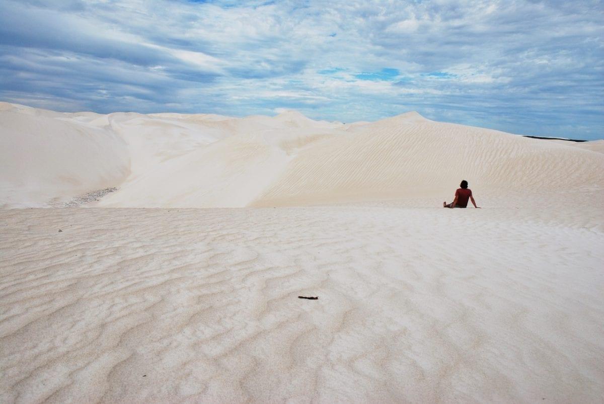 Australian eeppisimmät maisemat - hiekkadyynit