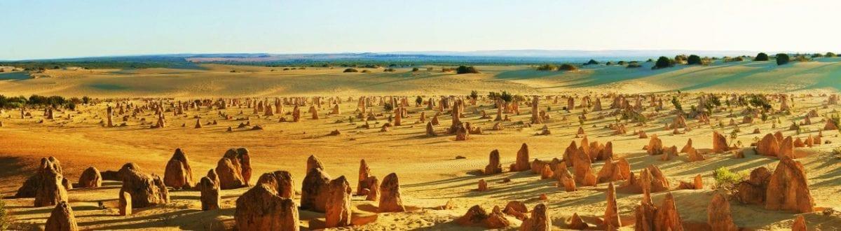 Nambungin aavikko, Pinnacles