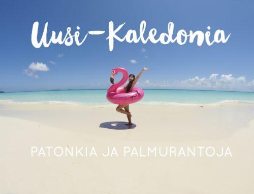 Uusi-Kaledonia – Patonkia ja palmurantoja