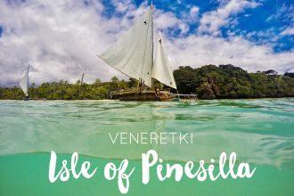 Veneretki Isle of Pinesilla