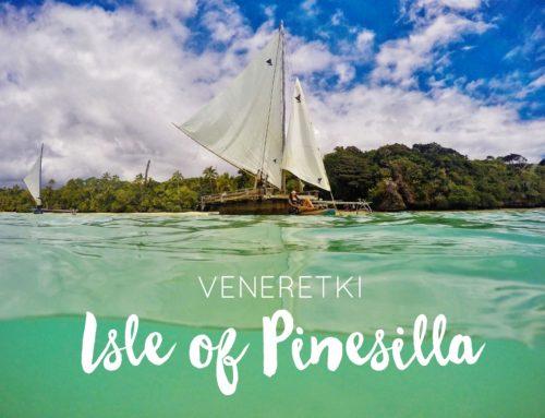 Märkä mutta mykistävä veneretki Isle of Pinesilla