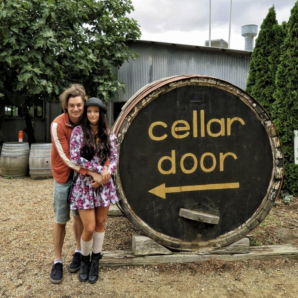Mornington Peninsulan viinitiloilla