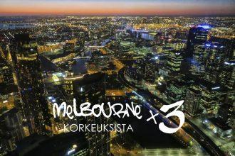 Melbournen näköalapaikat