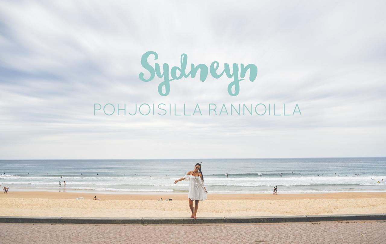 Sydneyn pohjoisilla rannoilla