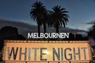 Melbournen White Night