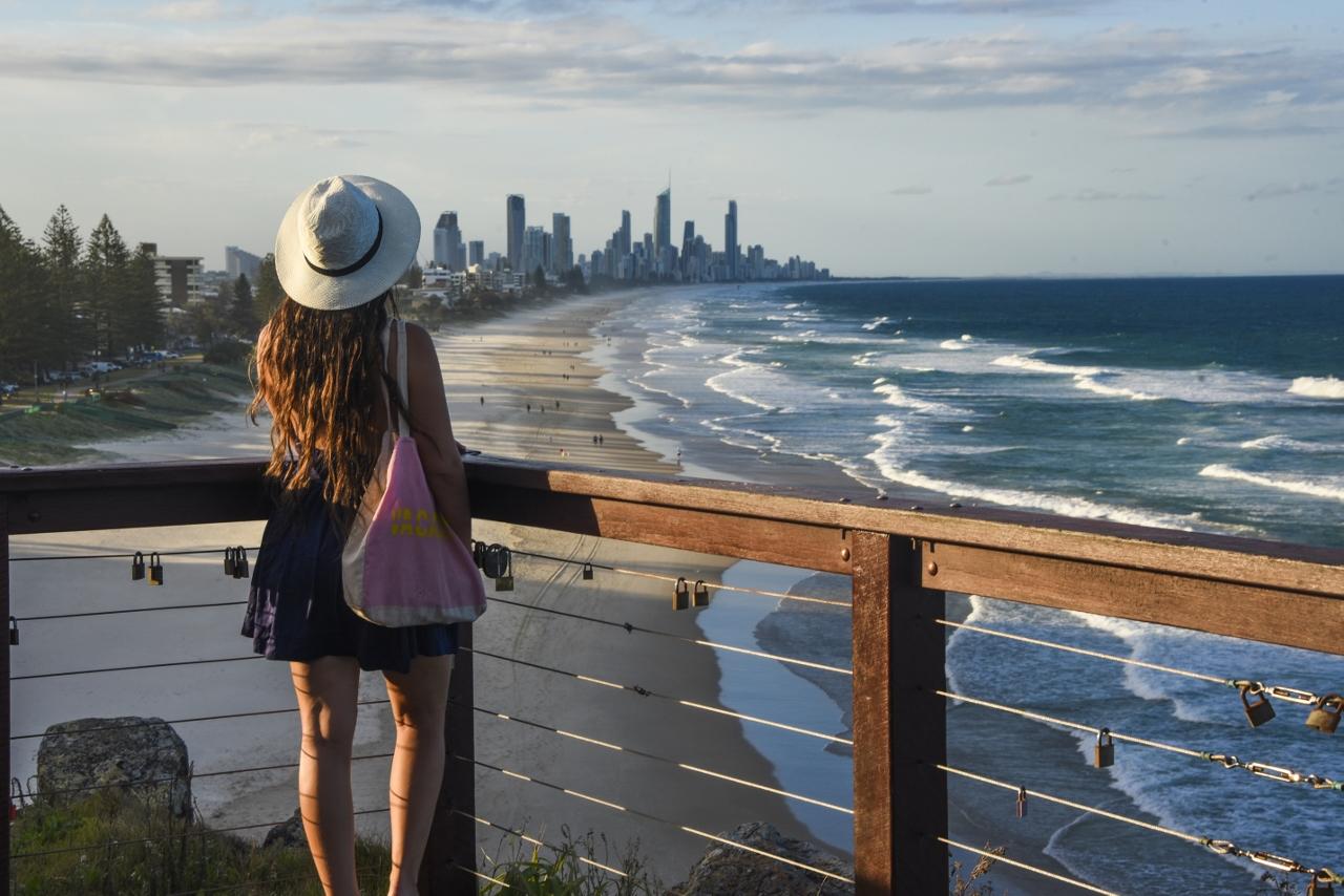 Gold Coast kokemuksia