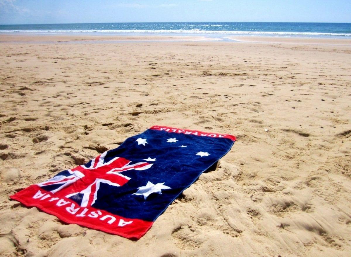 Selviytymisopas Australiaan