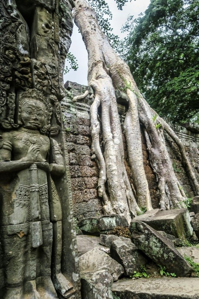 Preah Khan, Angkor Wat kokemuksia