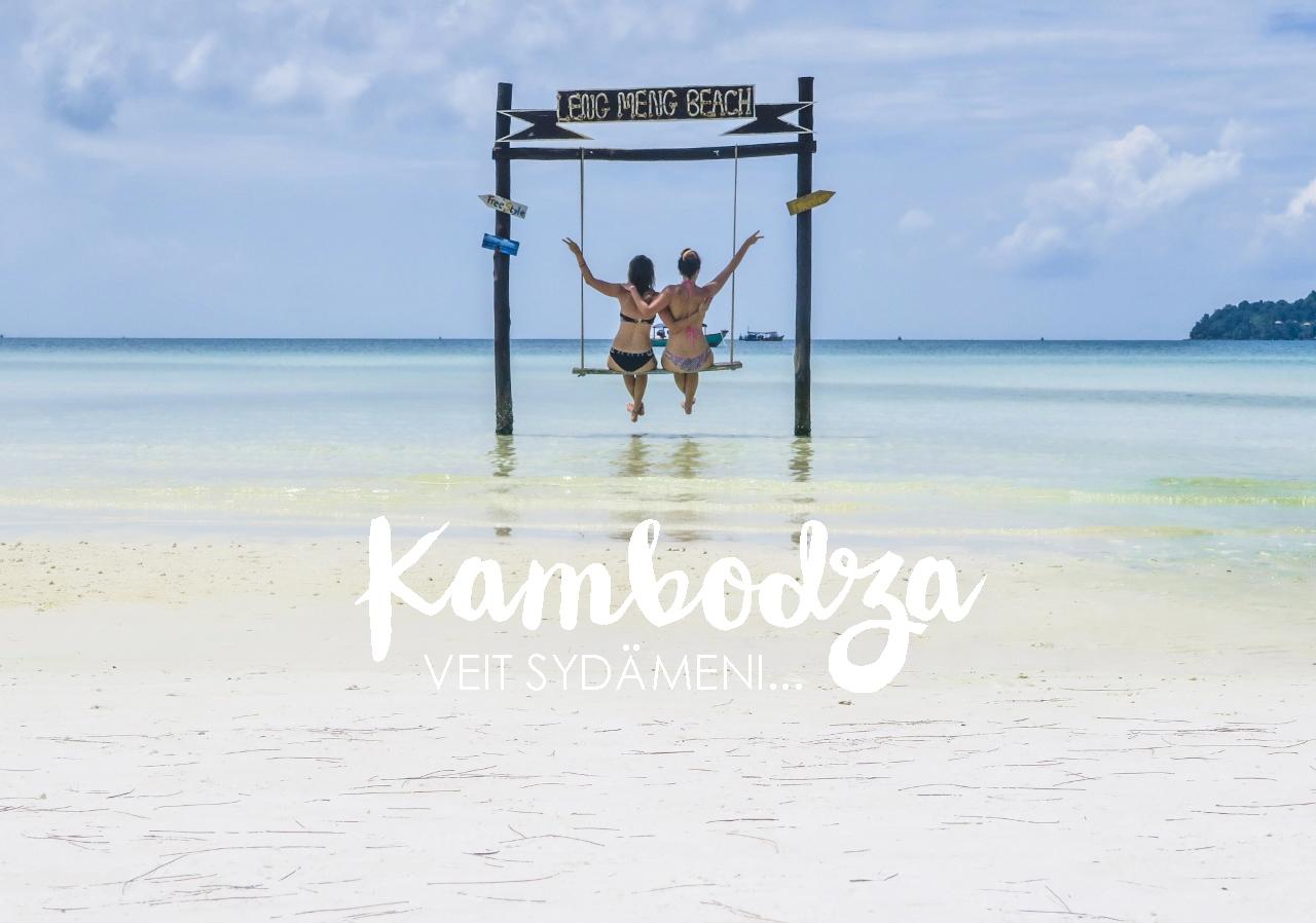 Kambodza kokemuksia