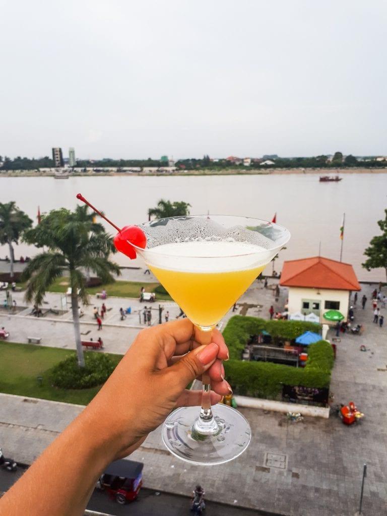 Phnom Penh kattobaari