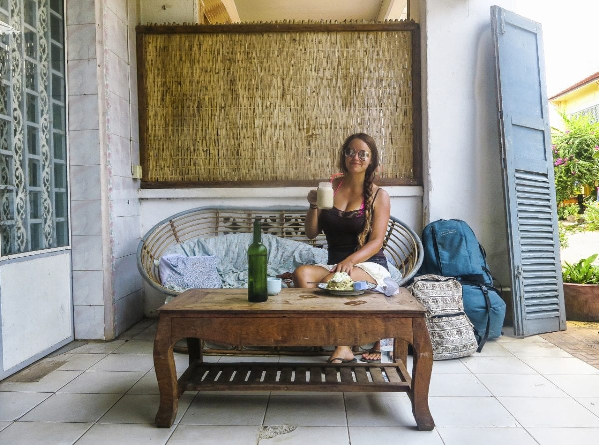 Kampot kahvilat
