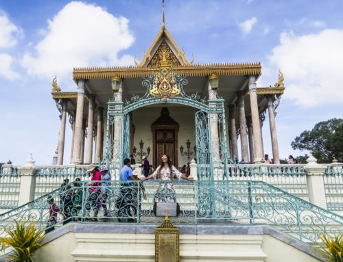 Mitä tehdä Phnom Penhissä – 10 vinkkiä