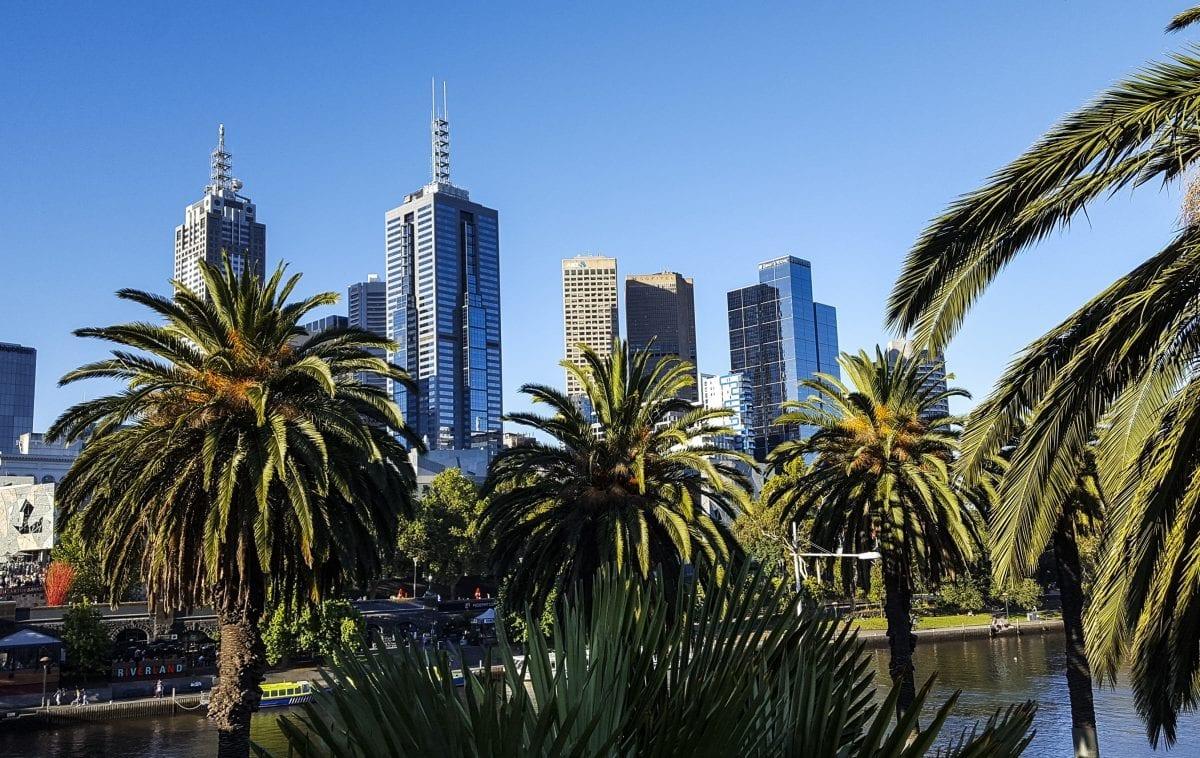 Melbourne kaupunkiopas