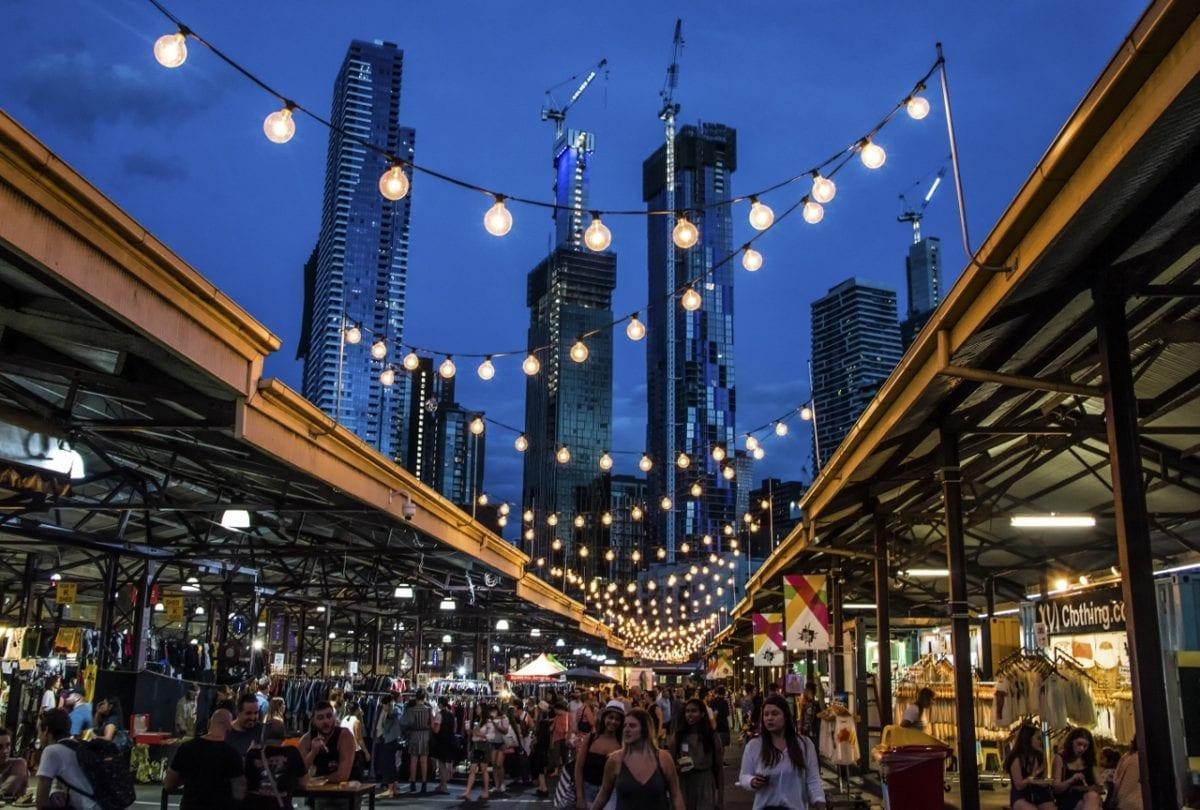 Melbourne shoppailu