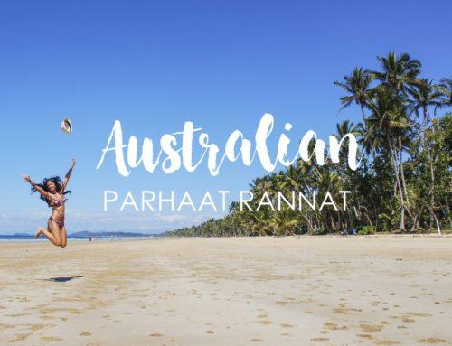Australian parhaat rannat x 25