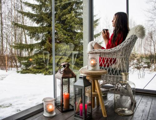 Valkoinen joulu ja muita Suomen matkan kohokohtia